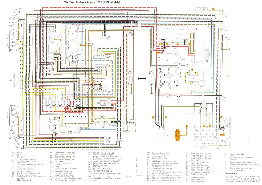 medium resolution of air cooled vw coil wiring diagram