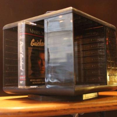 Range K7 audio vintage GIRANDOLA