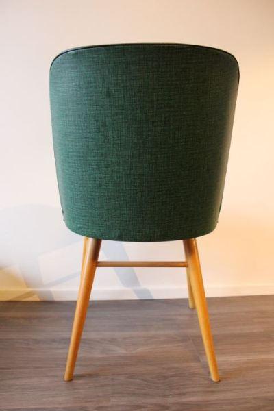 Chaise cocktail années 50