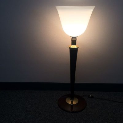 Lampe à poser Art-Déco
