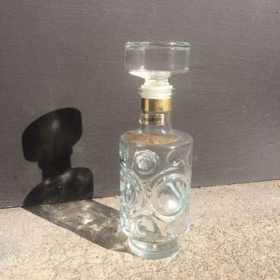 Flacon eau de Cologne vintage