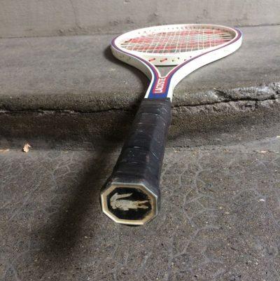 raquette tennis Lacoste top light collection