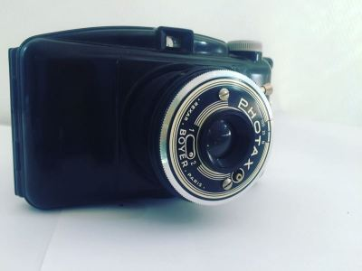ancien appareil photo photax boyer made in France