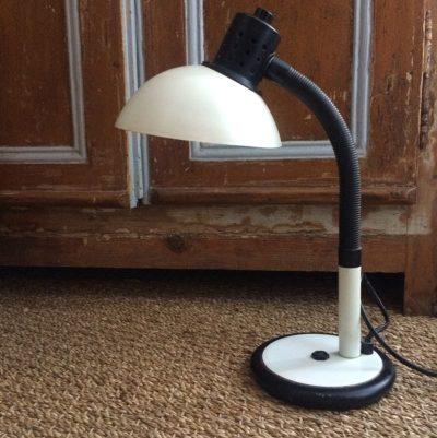 Lampe à poser aluminor