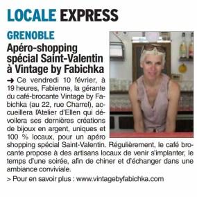 Café Brocante Grenoble Vintage by fabichka