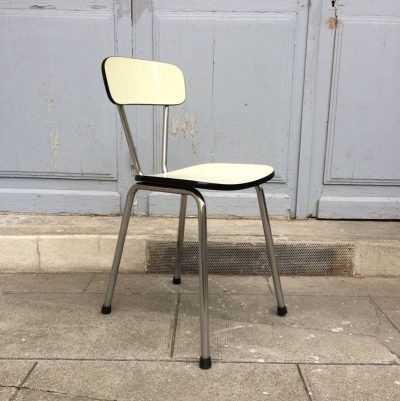 Ancienne chaise formica