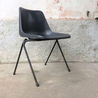 Chaise design 1960 Robin Day