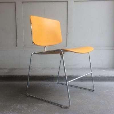 Chaise design Max Stacker vintage