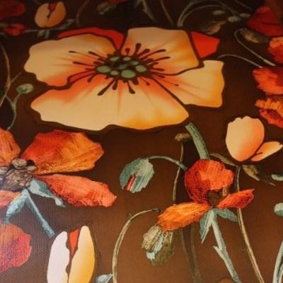 Papier peint vintage