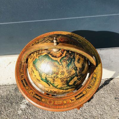 Globe Terrestre vintage bar