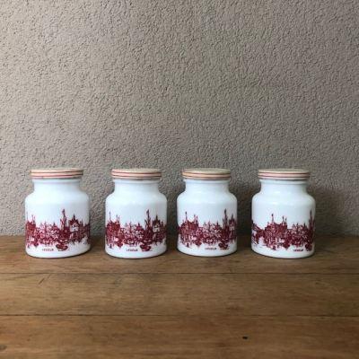 Pots à épices Lesieur Vintage