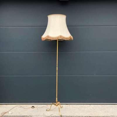 Lampe sur pied Art Déco