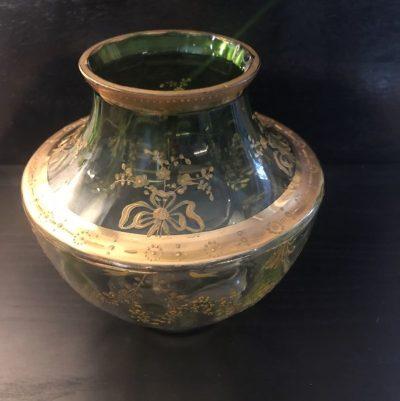 Ancien vase cristallerie Moser