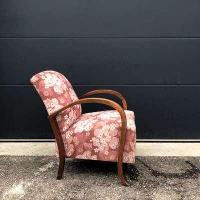 fauteuil Art Déco années 30