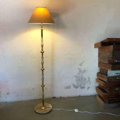 lampadaire ancien Art Déco