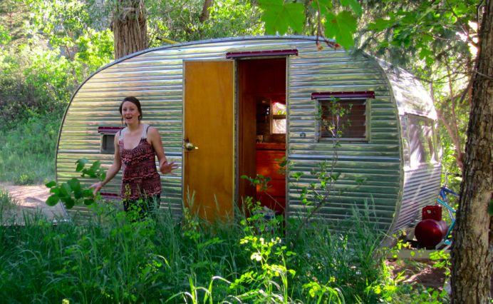 vintage camper trailers for