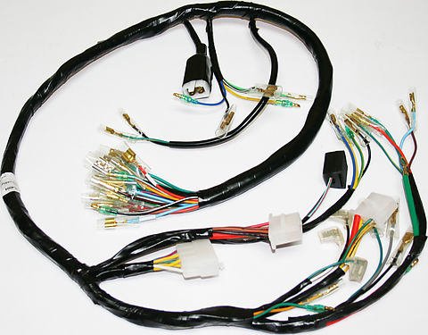 1978 honda cb750 wiring diagram 120 240 single phase cb harness harnesses and charging system parts electrical productsadd to cart wire