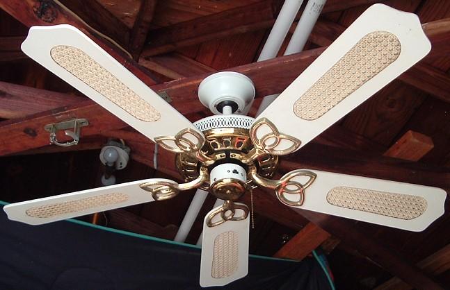 BroanAlaska 42 Inch Five Blade Ceiling Fan From The Late