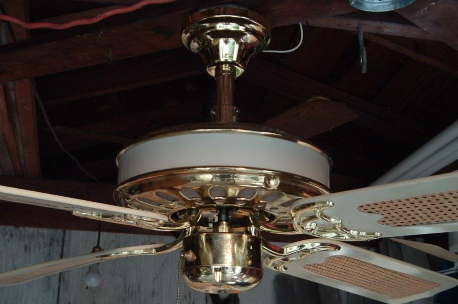 Fan by Murray Feiss Ceiling Fans Model CF1 2 3