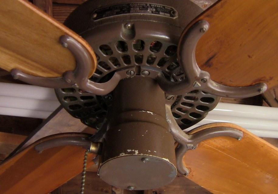 Hunter Original Robbins  Myers 36 Inch Ceiling Fan Cat