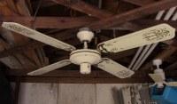 """Synlix Electrical LTD. Ceiling Fan Model SL-02B 52"""""""