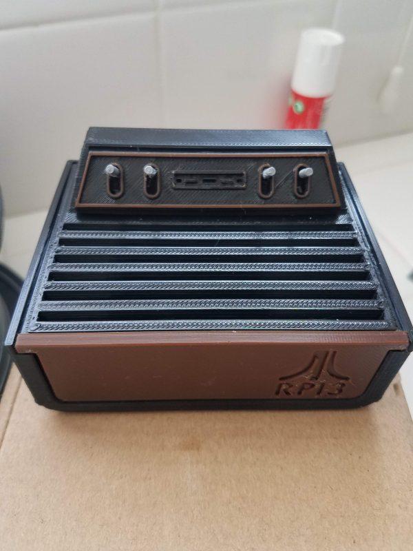 Atari 2600 Raspberry Pi 3 Case