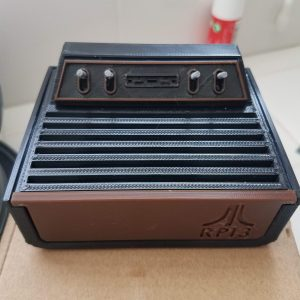 Atari 2600 Raspberry Pi 3 Case