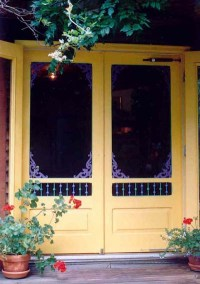 Screens For French Doors - Building & Construction - DIY ...
