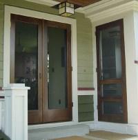 Double Doors: Screen Doors For Double Doors