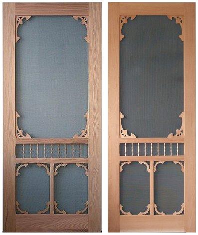 Victorian Screen Amp Storm Doors Yesteryear S Vintage Doors