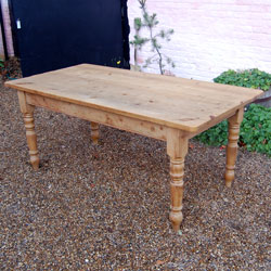 pine kitchen table kraftmaid kitchens vintage 6ft antique farmhouse by 3ft