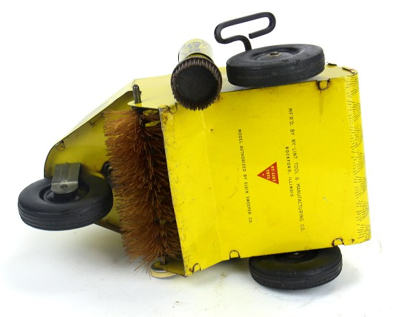 Elgin Street Sweeper Toy