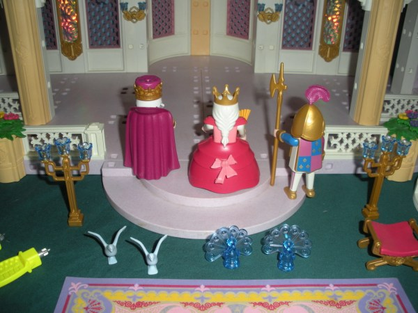 Playmobil #3019 Fairy Tale Castle - Vintage Fisher