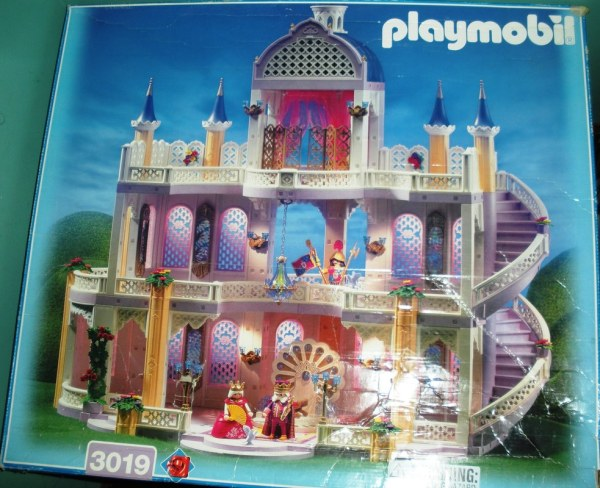 Playmobil #3019 Fairy Tale Castle - Vintage Fisher