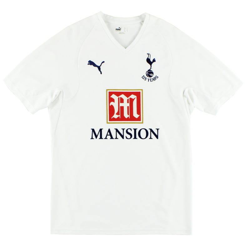 2007-08 Tottenham Home Shirt Bale #16 L for sale