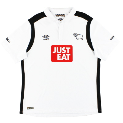 Classic and Retro Derby County Football Shirts Vintage
