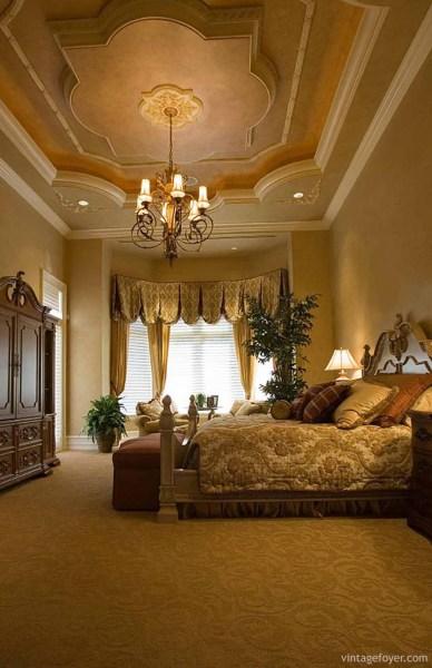 master bedroom ceiling design 54 Ways to Spell LUXURY in Master Bedrooms