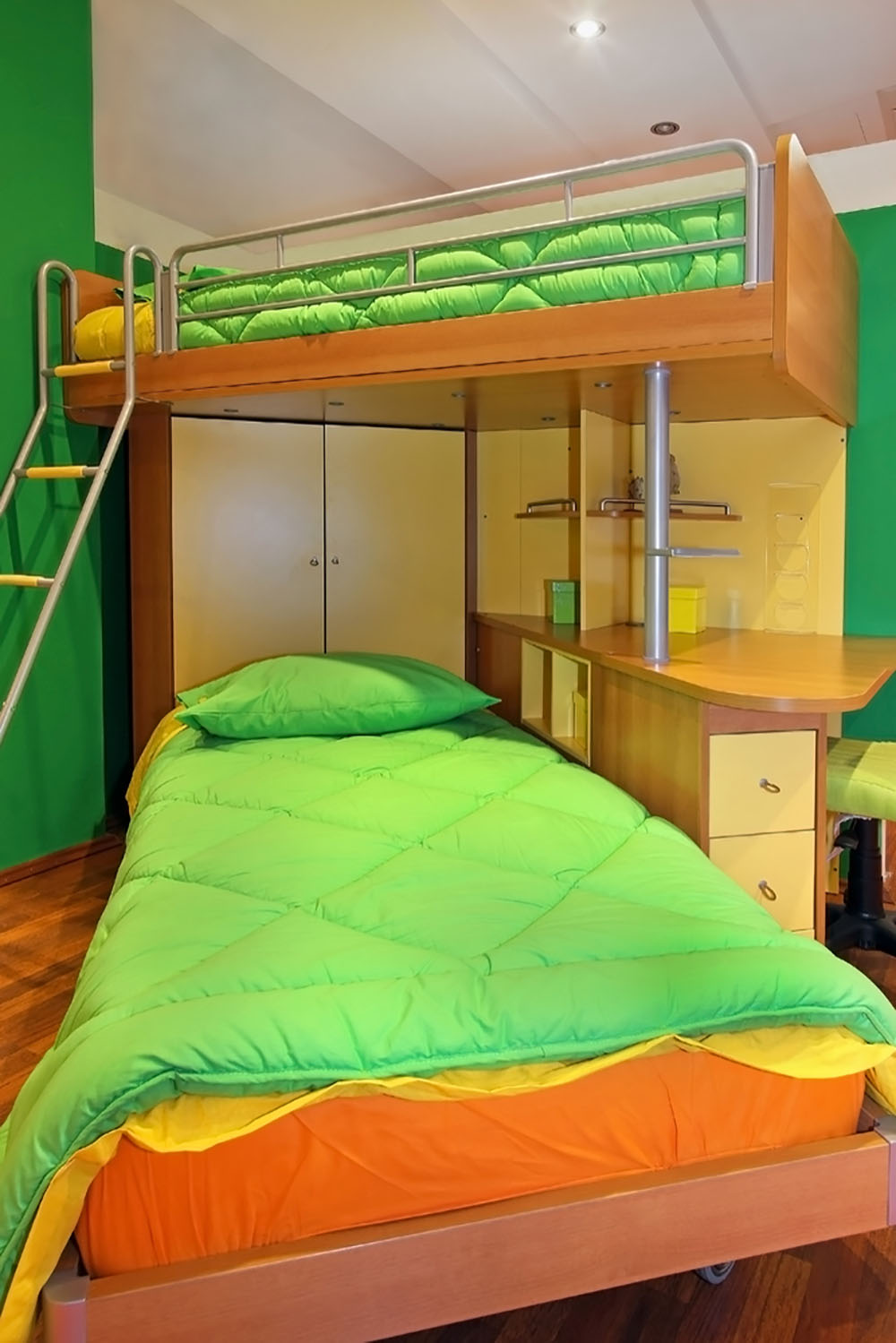 Elegant Fun And Unique Bunk Bed Designs