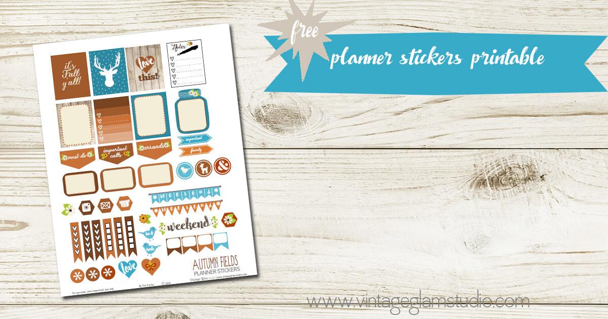 planner stickers header