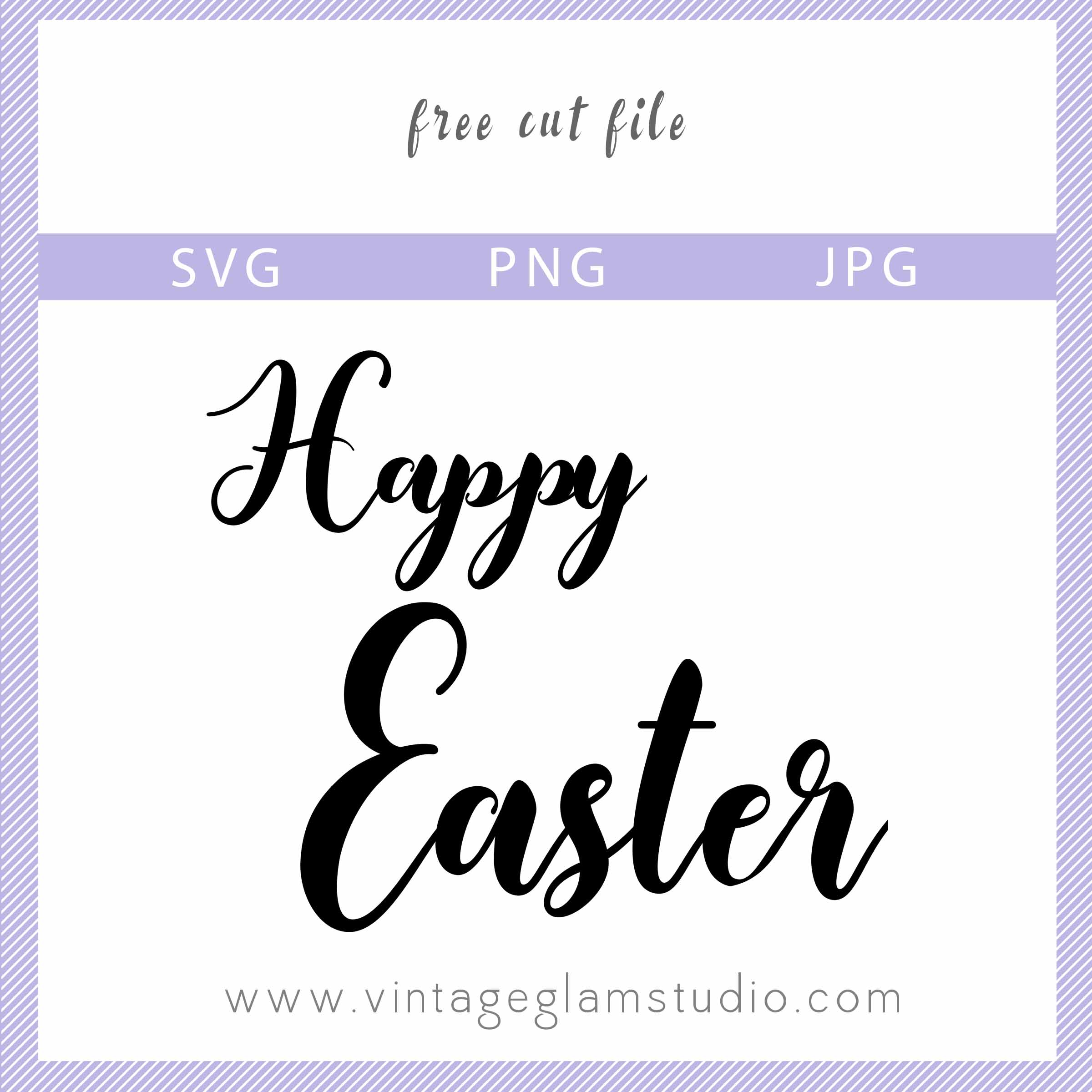 happy Easter phrase