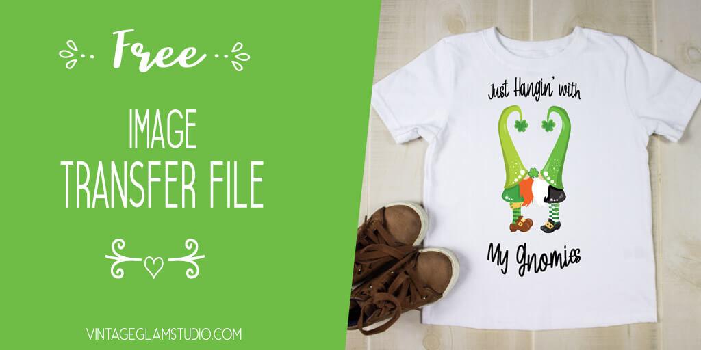 gnome tshirt image