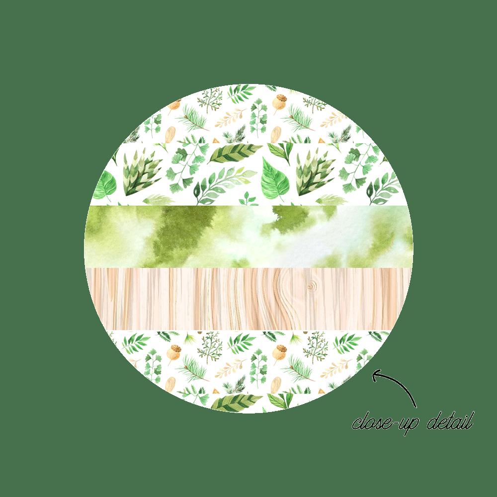 forest washi