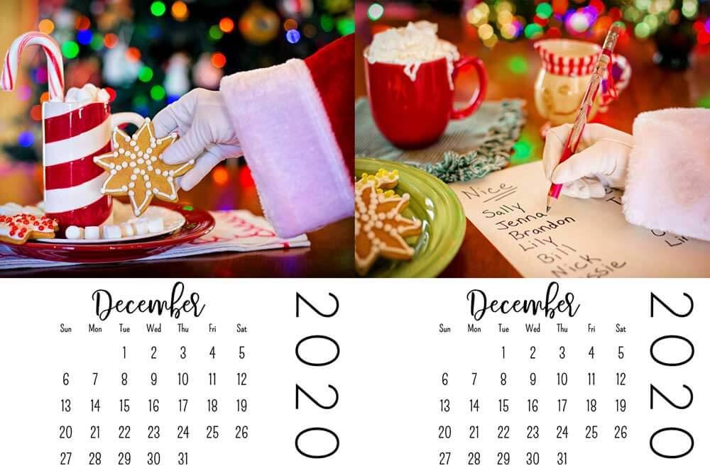 c;hristmas mini calendars