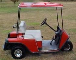 EZGO  Legend  Western  Vintage Golf Cart Parts Inc