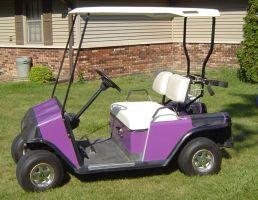 EZGO  Legend  Western  Vintage Golf Cart Parts Inc