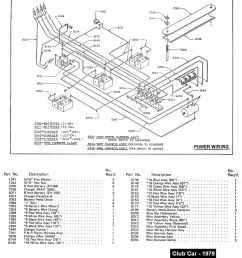 1979 club car schematic club car golf cart electrical diagram club car electric golf cart wiring diagram [ 1000 x 1130 Pixel ]