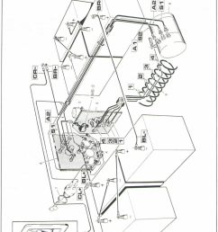 basic wiring diagram for 1990 electric ezgo 36 volt wiring diagram ez wiring 1993 ezgo wiring [ 1476 x 1947 Pixel ]