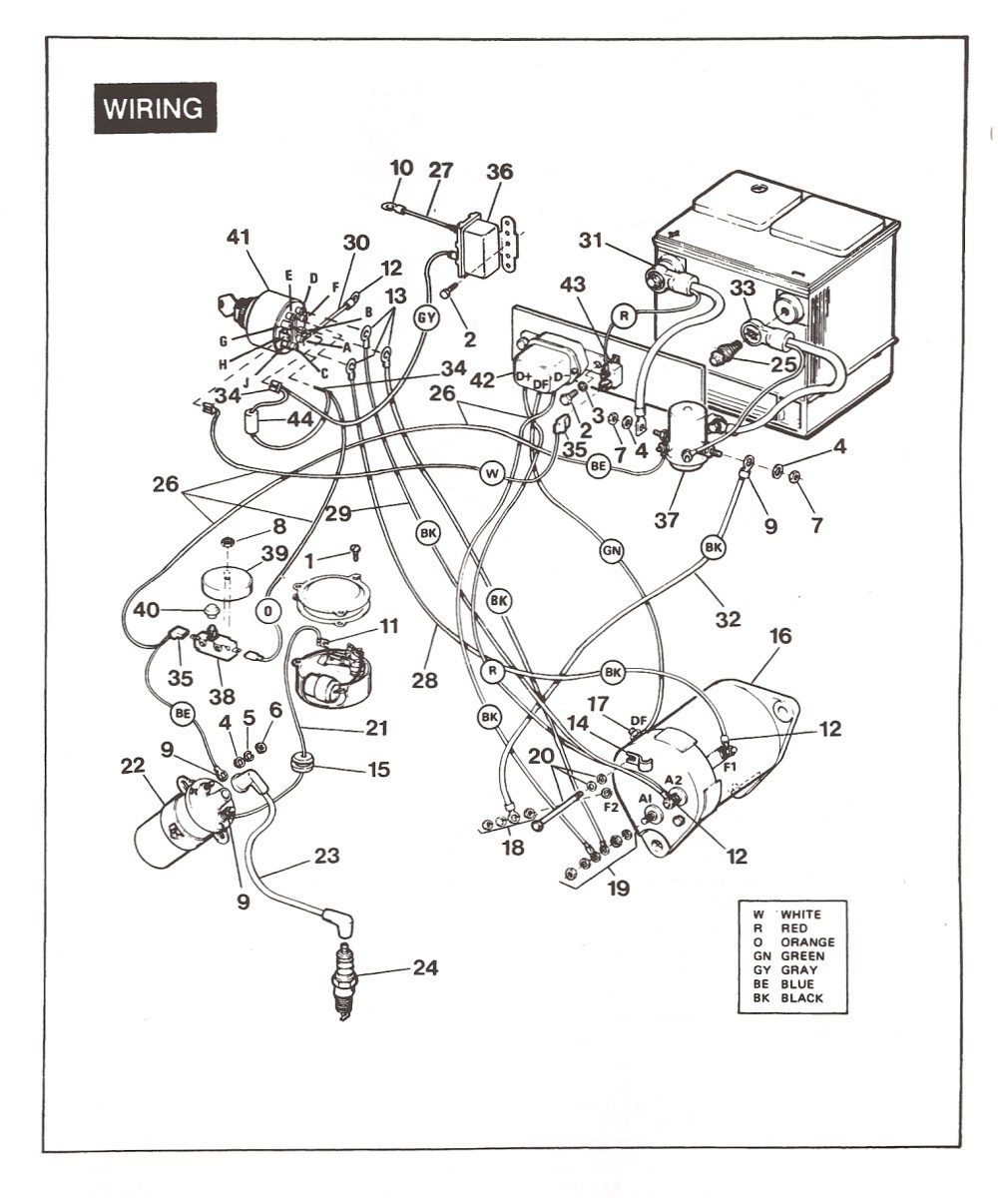 medium resolution of columbia par car engine fix or sell good crank page 2