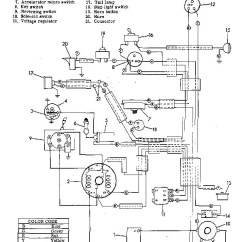 1989 Club Car 36 Volt Wiring Diagram Ford 4000 Tractor Starter E Z Go Golf Cart Diagrams | Get Free Image About
