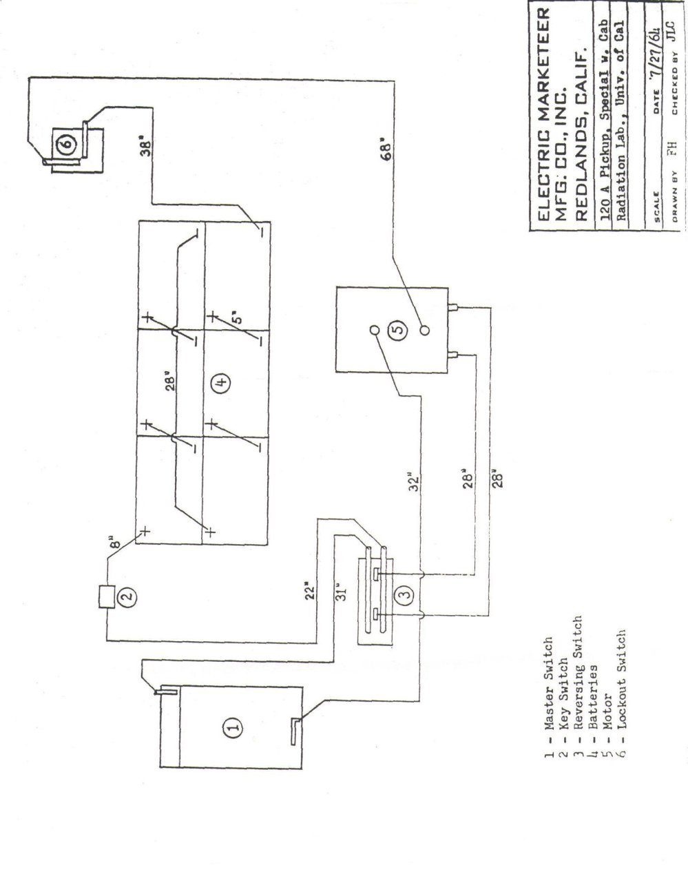 medium resolution of melex electric golf cart 6 volt wiring diagram